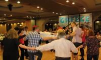 Hotel vendégei tánc közben
