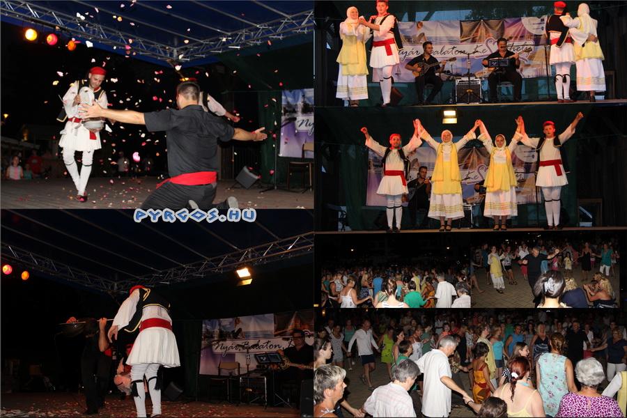 Keszthelyi Programok Balaton Part Zenepavilon Gorog Show